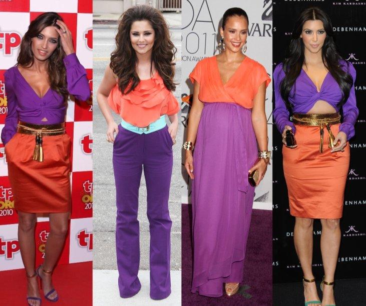 how to wear the color blocking trend mz mahogany chicmz mahogany chic