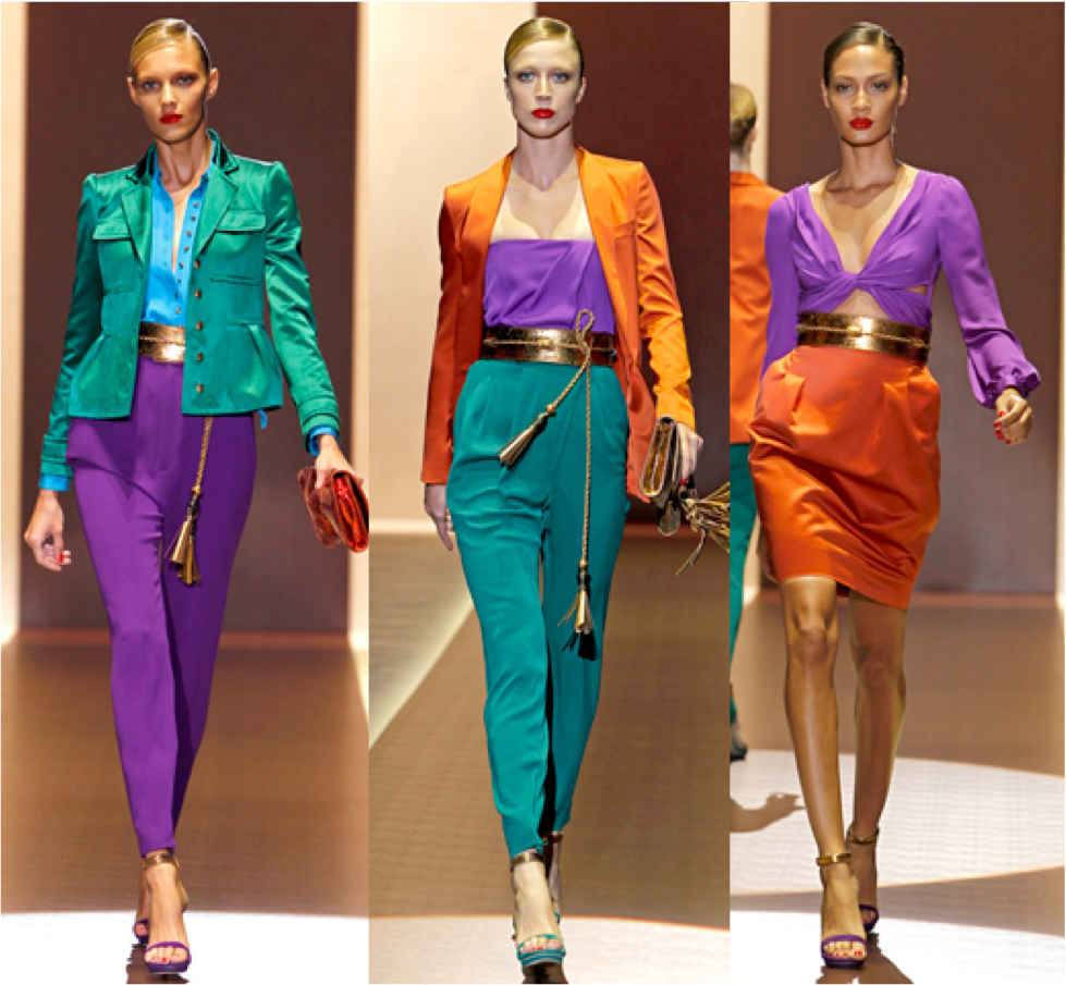 how to wear the color blocking trend mz mahogany chicmz mahogany chic