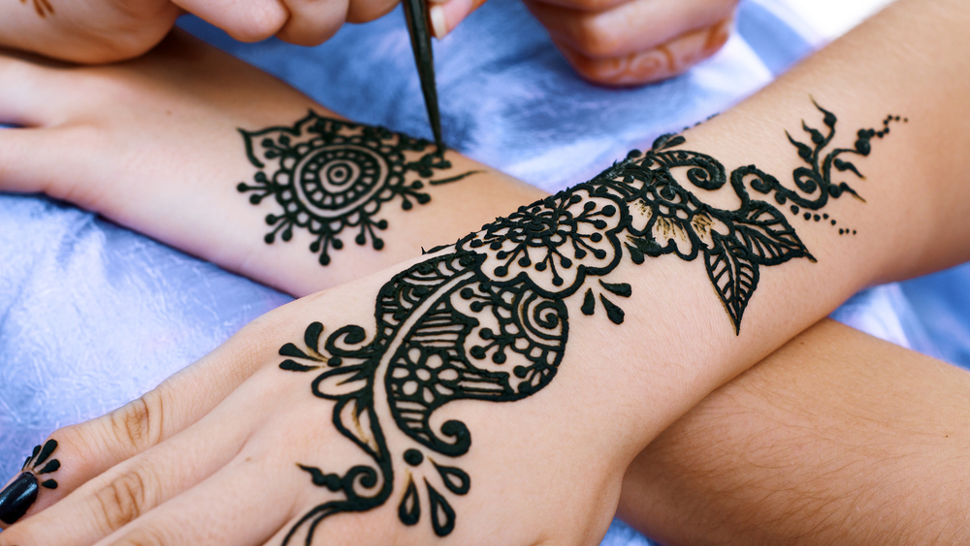 Temporary tattoos may put you at risk mz mahogany chicmz for What do you put on a tattoo
