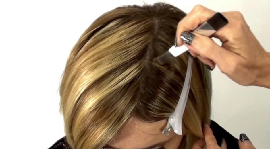 Best Color for Root Touch Up Hair with Highlights
