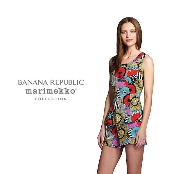 Marimekko Banana Republic